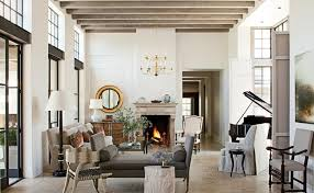 Elegant Rustic Living Room