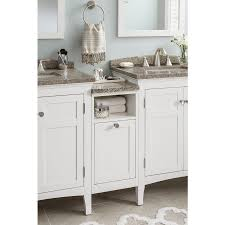 Foremost Palermo Bathroom Vanity by Shop Allen Roth Brisette 13 In W X 32 24 In H X 19 48 In D Cream