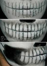 Halloween Half Mask Makeup by 457 Best Halloween Images On Pinterest Decoration Black And