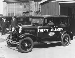 This Day In History, 1927: Ford Reveals Its Model A To An | Hemmings ... Fvision In Action Ford Showed The First Video Of Futuristic The First Diesel F150 Ever Capital Winnipeg Drive How Different Is Updated 2018 Fast Black Widow Youtube Hybrid Confirmed For 20 Fox News Trucks Turn 100 Years Old Today Motor Co Historic Photos Of Louisville Kentucky And Environs Bronco Fords Suv Turns 50 Hemmings Daily Power Stroking Truck Buyers Guide Drivgline Mustang 360 Model Aa Rarities Unusual Commercial