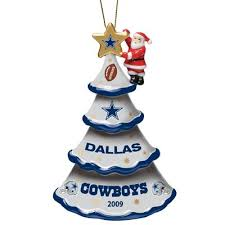 2009 Annual Dallas Cowboys Ornament