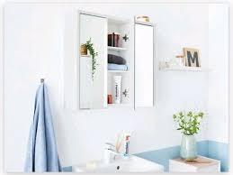 livarno living spiegelschrank badezimmer alibert weiß neu