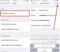 How To Setup & Add Email Accounts to Mail in iOS 11 on iPhone