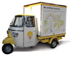 Mobile Ice Cream Truck - Dri Dri