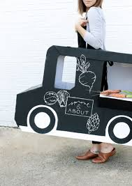 DIY Food Truck Costume - The Merrythought