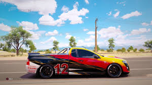 Forza Horizon 3| 2014 FORD FPV PURSUIT UTE [NASCAR TRUCK] - YouTube