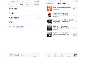 Get and Listen to Audiobooks on iPhone