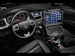 2013 Dodge Charger Pursuit Interior