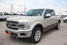 New 2018 Ford F-150 SuperCrew 5.5' Box King Ranch Austin TX - Leif ...