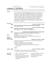Resume Template Construction For Writing A Social