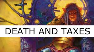 Cat Deck Mtg Modern by Stripmine In Modern Monowhite Death And Taxes Voletic