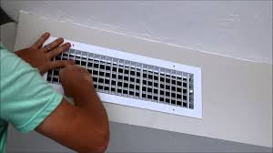 Decorative Air Conditioning Return Grille by Ac Register Covers Air Conditioner Vent Covers Ac Air Conditioner