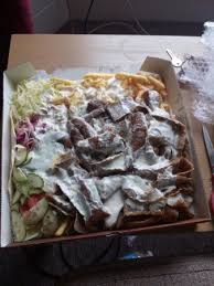 centre cuisine just one of the many box meals picture of minehead kebab centre