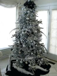 Black And White Christmas Tree Winning Entry For Like My Contest Walmart Friday Sale