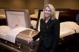 Spotlight 2014 Funeral director breaks stereotype makes