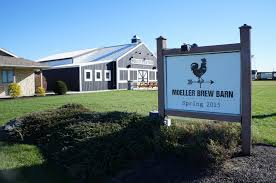 Moeller Brew Barn rises in the Land of the Cross Tipped Churches