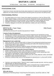 Director Profile Sample 4