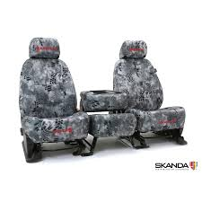 Camo Custom Seat Covers Neoprene - Velcromag
