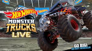 Win Hot Wheels Monster Trucks Live Tickets | 92.3 The Fan