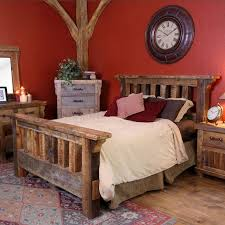 Rustic Bedroom Sets 1000 Ideas About Furniture On Pinterest Log Bed Style
