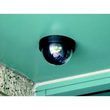 Dummy Dome Security Camera With LED