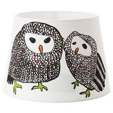Magnarp Floor Lamp Hack by Absolutely Love This Lamp Shade Owls Gulört Shade Ikea