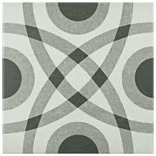 merola tile revival pattern 7 3 4 in x 7 3 4 in ceramic floor