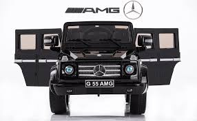 100 Remote Control Trucks For Kids Magic Cars Big Seater Mercedes Electric Ride On G55