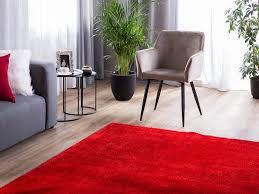 teppich demre 200 x 300 cm rot ch