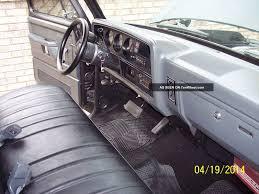 100 1987 Dodge Truck Ram Custom 440 Matte Black