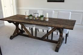 Diy Dining Room Table Plans New In Wonderful Rustic Farmhouse Coffee Ideas