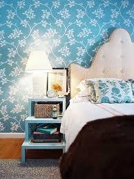 blue wallpaper bedroom on wallpaperget