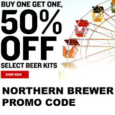 New Northern Brewer Promo Codes For June 2019Home Brewing ...