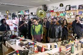 The Roots Perform It Ain t Fair on NPR s Tiny Desk Concert XXL