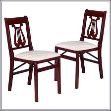 stakmore folding chairs fruitwood chair home furniture ideas