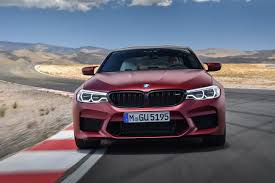 The 2018 BMW M5 is a sport sedan that thinks it s a supercar
