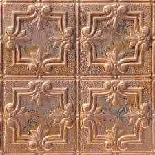 24 X 24 Inch Ceiling Tiles by 153 Best Copper Ceiling Tiles Images On Pinterest Ceilings