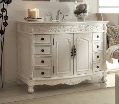 46 Inch Bathroom Vanity Without Top by Lowes Vanities With Tops Tags Lowes Small Bathroom Vanity 48