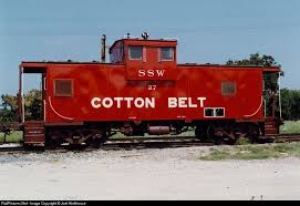 caboose l railpictures net photo ssw 37 st louis southwestern railway