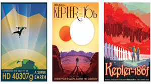 NASAs Travel Agency Giving Away Free Retro Space Posters CBS Miami