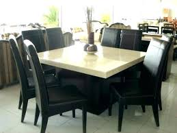 8 Person Dining Table Set Carnetdebordme Round Room For 2