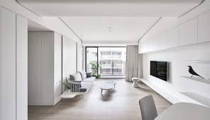 100 Modern Minimalist Interiors Two Homes That Indulge In Lots Of White