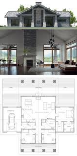 100 Modern Design Homes Plans Vacation Home Luxury House House Plan Ch447 100