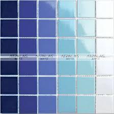 simple light blue tiles square matte 1134 in x 113 inside design