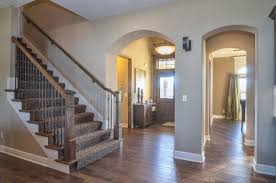 can i paint my walls light gray with this brown carpet on stairs