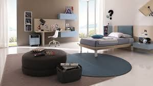chambre ado grise chambre ado gris et bleu gagnant sécurité à la maison concept