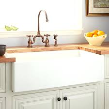 Retrofit Copper Apron Sink by Top Mount Farmhouse Sink 1930s Kohler Cast Iron Farmhouse Sink 42