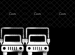 100 Icon Truck Halftone S By Canva