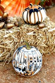 Decorated Pumpkins For Halloween Germany Stock Photo 184458967 Alamy