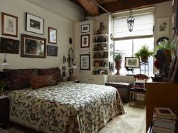 Master Bedroom Design 22 Sublime Eclectic Style Designs Downtown Loft Alexandra Loew